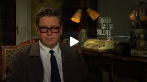 """Director Tomas Alfredson Talks About """"Tinker Tailor Soldier Spy"""""""
