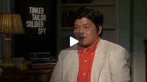 """Colin Firth Talks About """"Tinker Tailor Soldier Spy"""""""