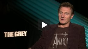 "Liam Neeson Talks About ""The Grey"""
