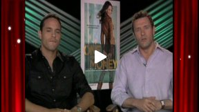 """One for the Money"" interview with Jason O'Mara and Daniel Sunjata"
