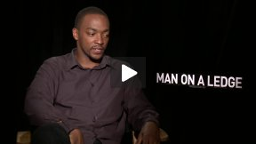 Anthony Mackie Interview for MAN ON A LEDGE and Makes Fun of the Kardashians!