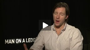 Edward Burns Interview for MAN ON A LEDGE