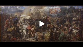 "JAN MATEJKO'S ""BATTLE OF GRUNWALD"" IN 3D"