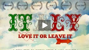 ITALY LOVE IT OR LEAVE IT -Trailer