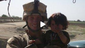Marine Luke Deer on his Veteran Experience
