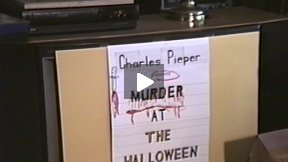 Murder at the Halloween Hotel Trailer- film trailer by Los Angeles based independent filmmaker Charles Pieper