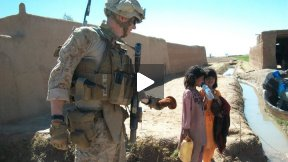 Marine Jeff Moore on his Veteran Experience