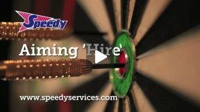 Speedy Hire Bullseye