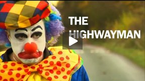 Highwayman - A Short Film by London based Independent Filmmaker, Andy Parker