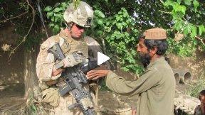 Marine Lance Rider on his Veteran Experience
