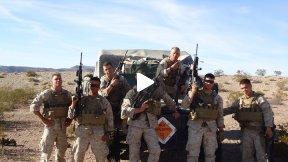 Marine Patrick Bonney on his Veteran Experience