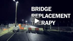 Bridge Replacement Therapy - by London based Independent Filmmaker, Andy Parker