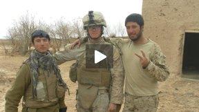 Marine Michael Huie on his Veteran Experience
