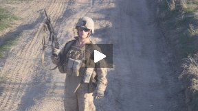 Marine Alan Royer on his Veteran Experience