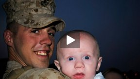 Marine Dustin Norwood on his Veteran Experience