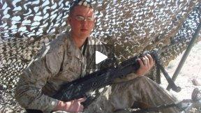 Marine Charles Weaver on his Veteran Experience
