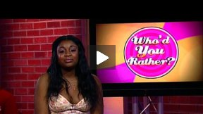 Who'd You Rather? Episode 4.1 Celebrities