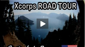 Xcorps ROAD TOUR Crater Lake ANIX