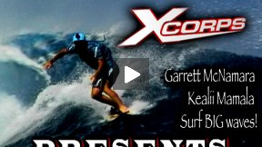 Xcorps SPECIAL HAWAII Big Waves with FILTER