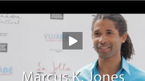Interview With Director Marcus K Jones ~ La Jolla Fashion Film Festival Fashion
