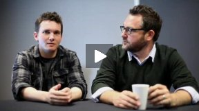 Interview with Writer Derek Connolly and and Director Colin Trevorrow about Safety Not Guaranteed at SXSW 2012