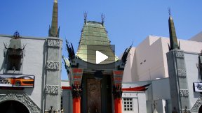 GRAUMAN CHINESE THEATER