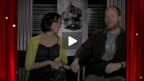 """Joss Whedon and Amy Acker Talk About """"The Cabin in the Woods"""""""
