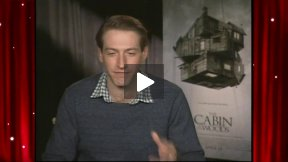 """How Fran Kranz Got High in """"The Cabin in the Woods"""""""
