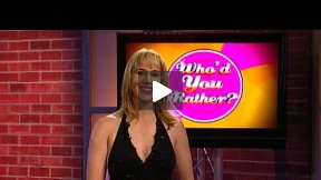 Who'd You Rather? Episode 6.1 Celebrities
