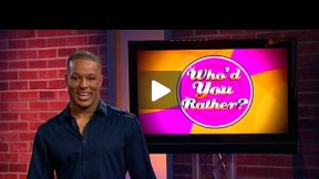 Who'd You Rather? Episode 7.1 Celebrities