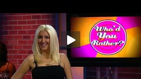 Who'd You Rather? Episode 8.1 Celebrities