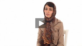 Afghan Business Woman Fereshteh Forough - An Introduction in Farsi