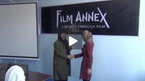 Afghanistan Women Education - Film Annex Classroom at Baghnazargah School
