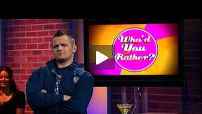 Who'd You Rather? Episode 9.1 Celebrities