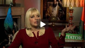 """Anna Faris Talks """"The Dictator,"""" Working with Always in Character Sacha Baron Cohen, Justin Bieber's Haircut"""
