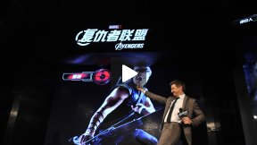 AVENGERS PREMIERE IN CHINA