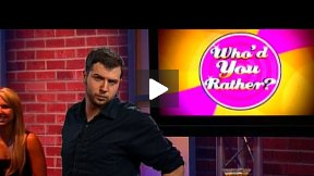 Who'd You Rather? Episode 11.1 Celebrities