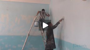 Building schools in Afghanistan - Houz-e-Karbas High School