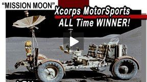 Xcorps NASA Mission Moon with Dub Proof