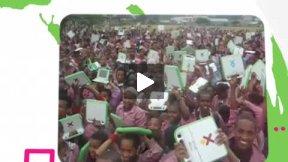 OLPC - Thank You Video
