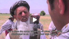 Advancing Afghan Agriculture