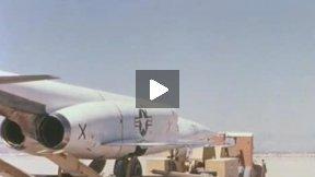 X-3 Flight