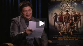 """Malin Ackerman Talks About Undressing Tom Cruise in """"Rock of Ages"""""""