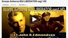 Xcorps Airborne B-24 LIBERATOR seg1
