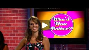 Who'd You Rather? Episode 12.4 Do It!