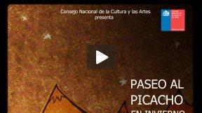 PASEO AL PICACHO EN INVIERNO ( Winter journey to the Picacho )