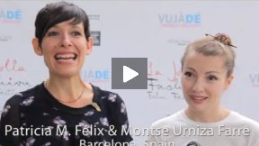 Patricia M. Felix and Montse Urniza Farre - La Jolla Fashion Film Festival Fashion