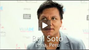 Bell Soto - Interview - La Jolla Fashion Film Festival Fashion