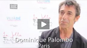 Dominique Palombo - Master of Movement - Interview at La Jolla Fashion Film Festival Fashion