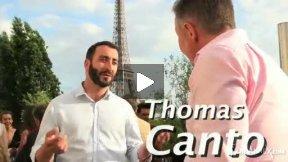 ÉCU Interviews Thomas Canto